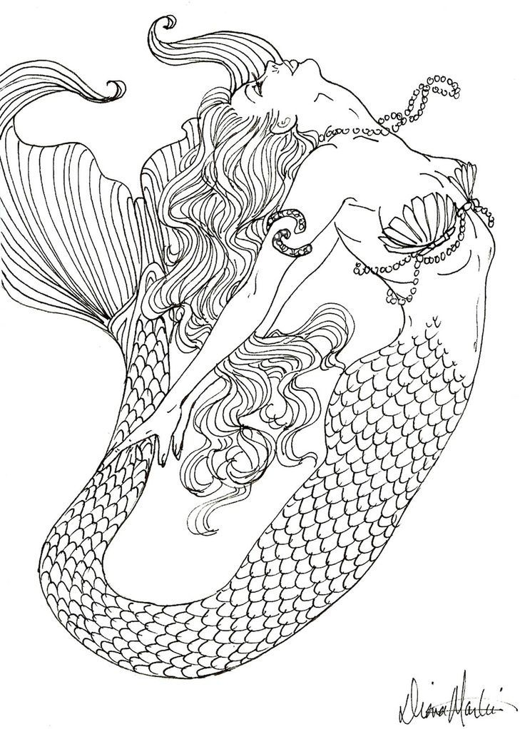 49 Best images about mermaids on Pinterest.