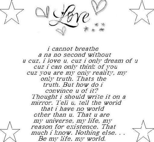 Love Quotes Clipart For Teenagers.