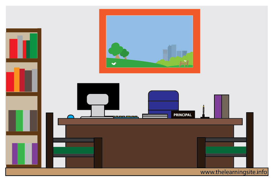 Principal office clipart 4 » Clipart Station.