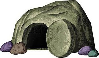 cave clipart jesus tomb pencil and in color cave clipart jesus tomb