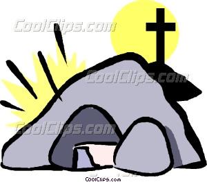 Jesus Tomb Clipart.