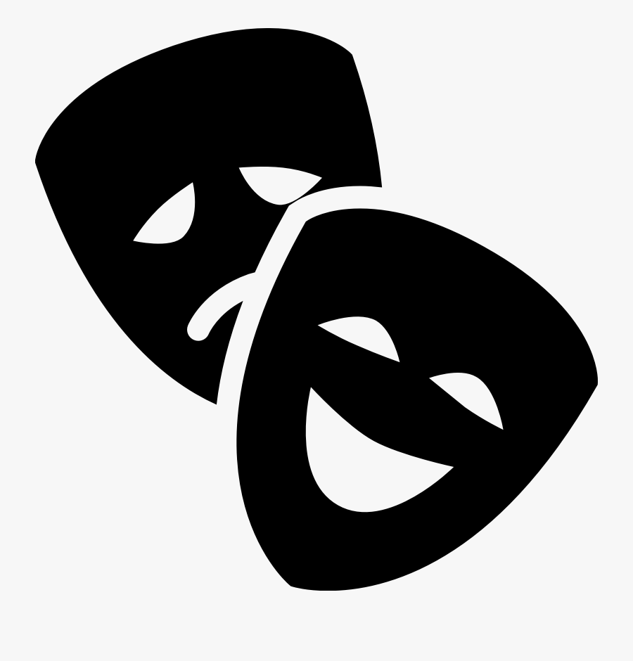 Mask Clipart Stage.