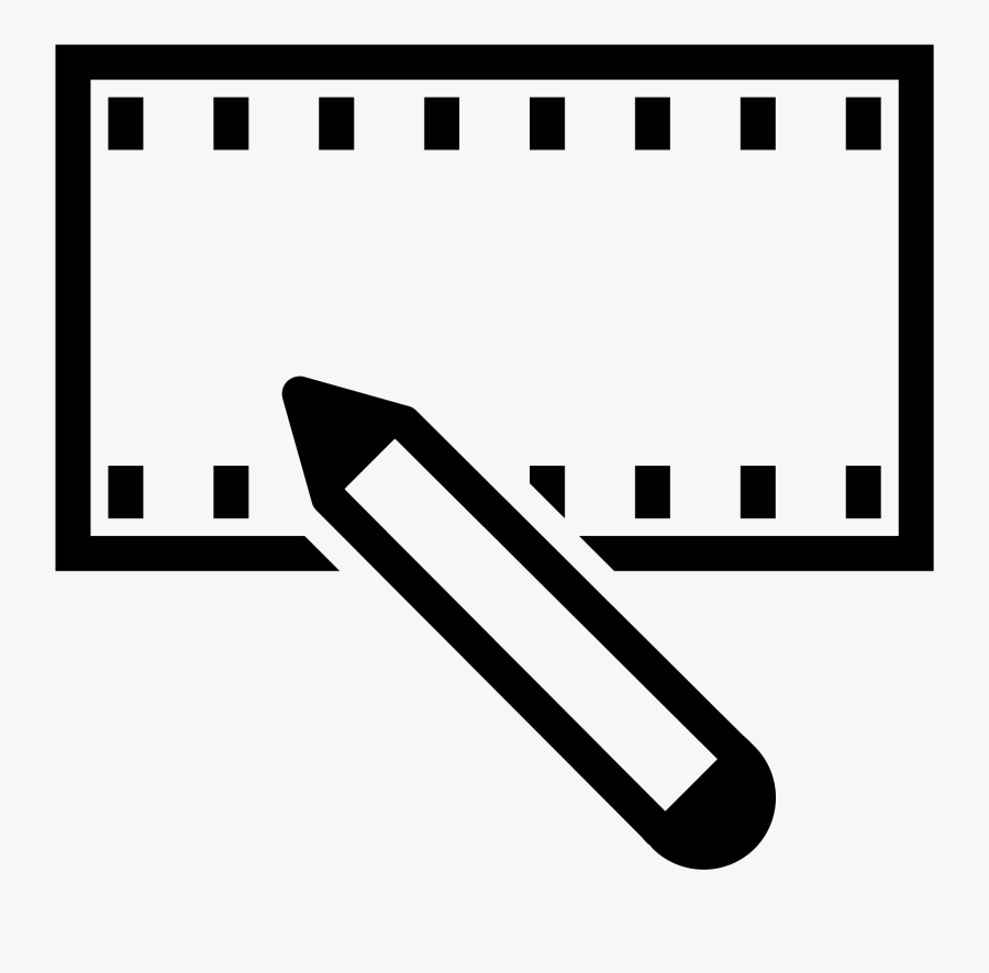 Video Editing Icon.