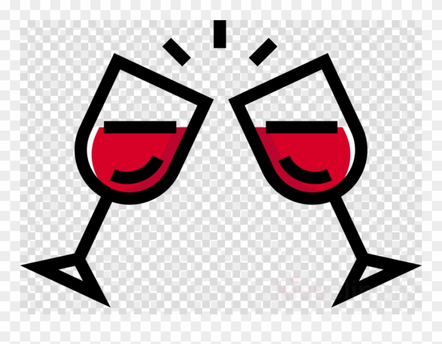Chin Chin Copas Clipart Wine Table.