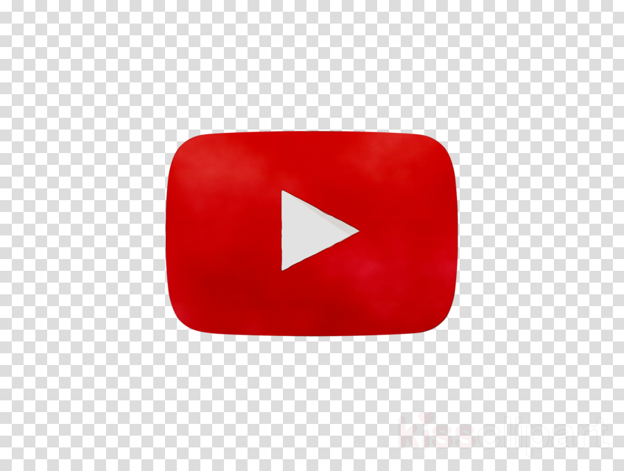 Youtube Play Logo clipart.