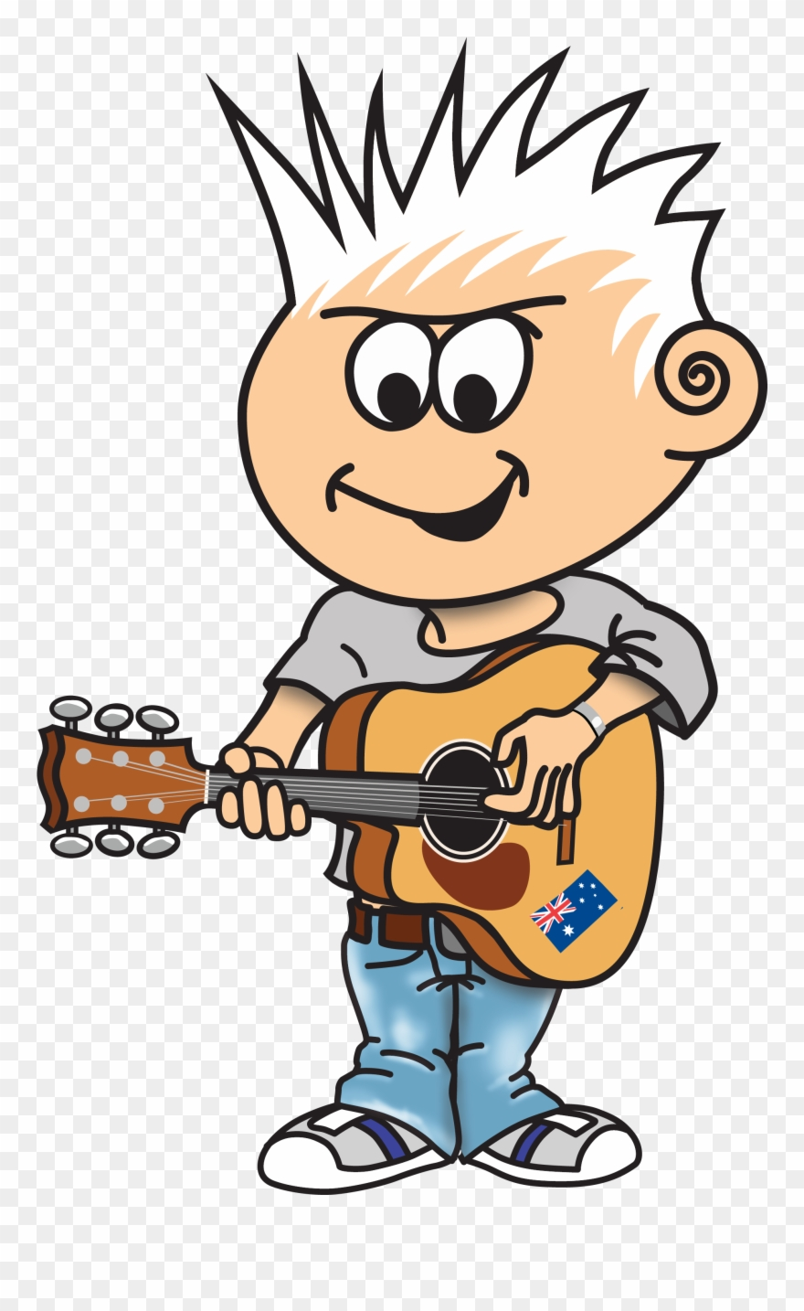 Contact Jon For And Live Music Jjcartoonpng.