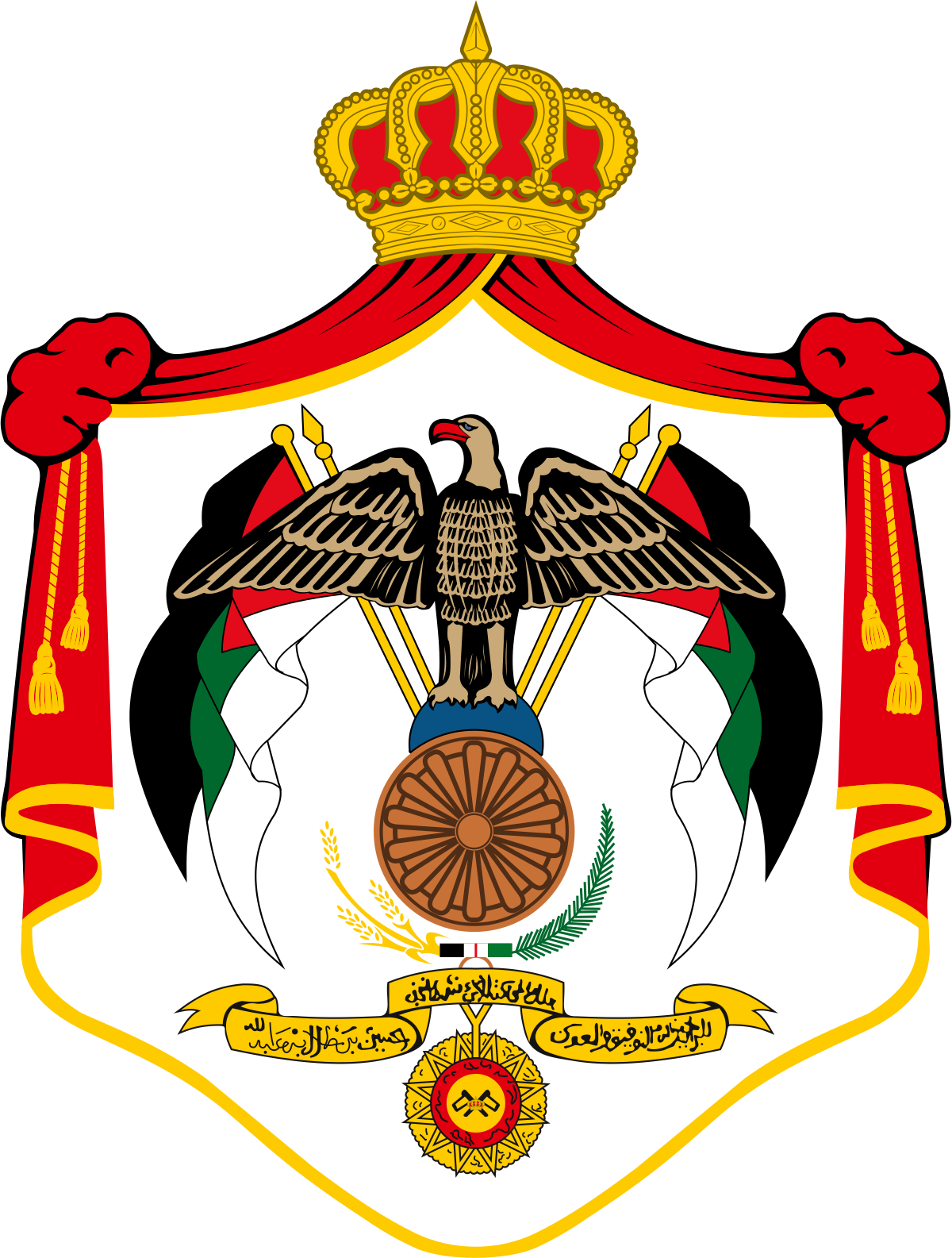 Visa policy of Jordan.