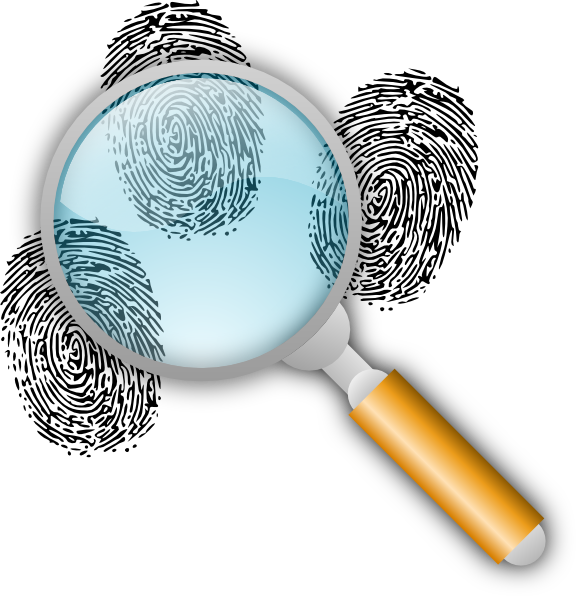 Forensics Clipart.