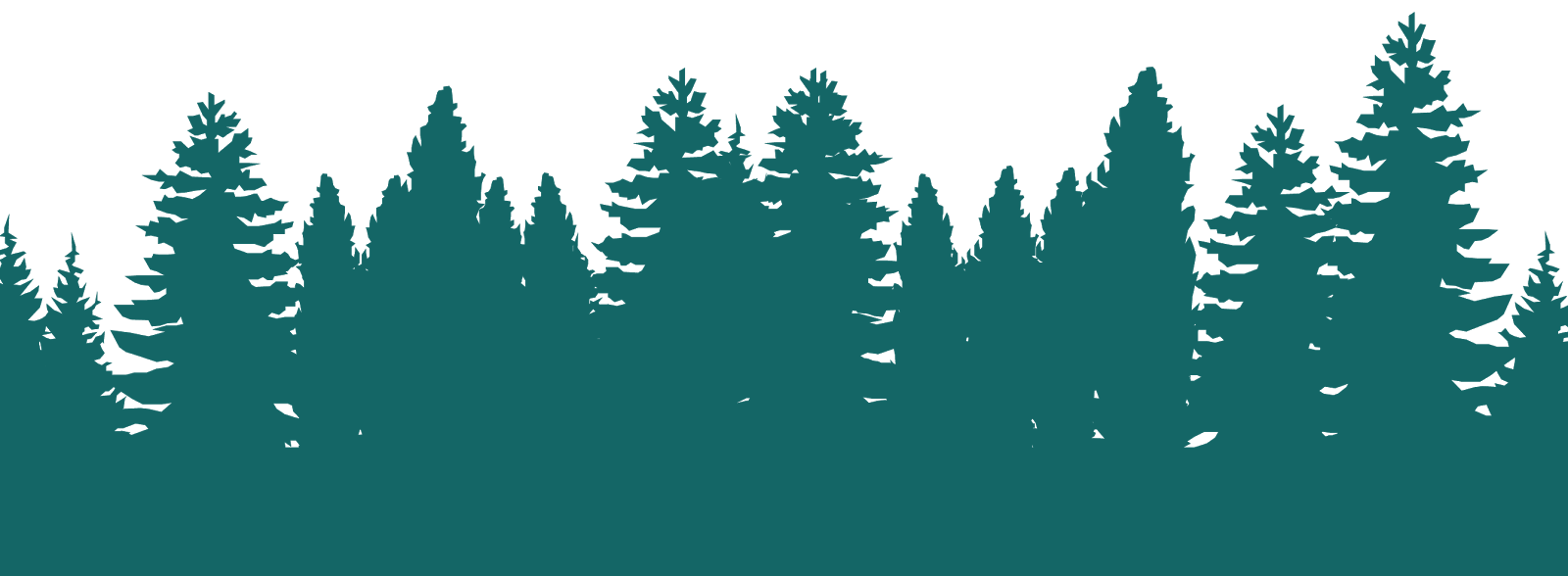 Forest Silhouette Tree Clip art.