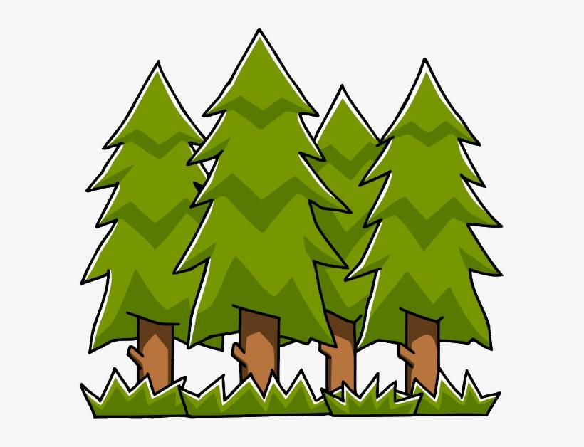 Forest Png Transparent Image.
