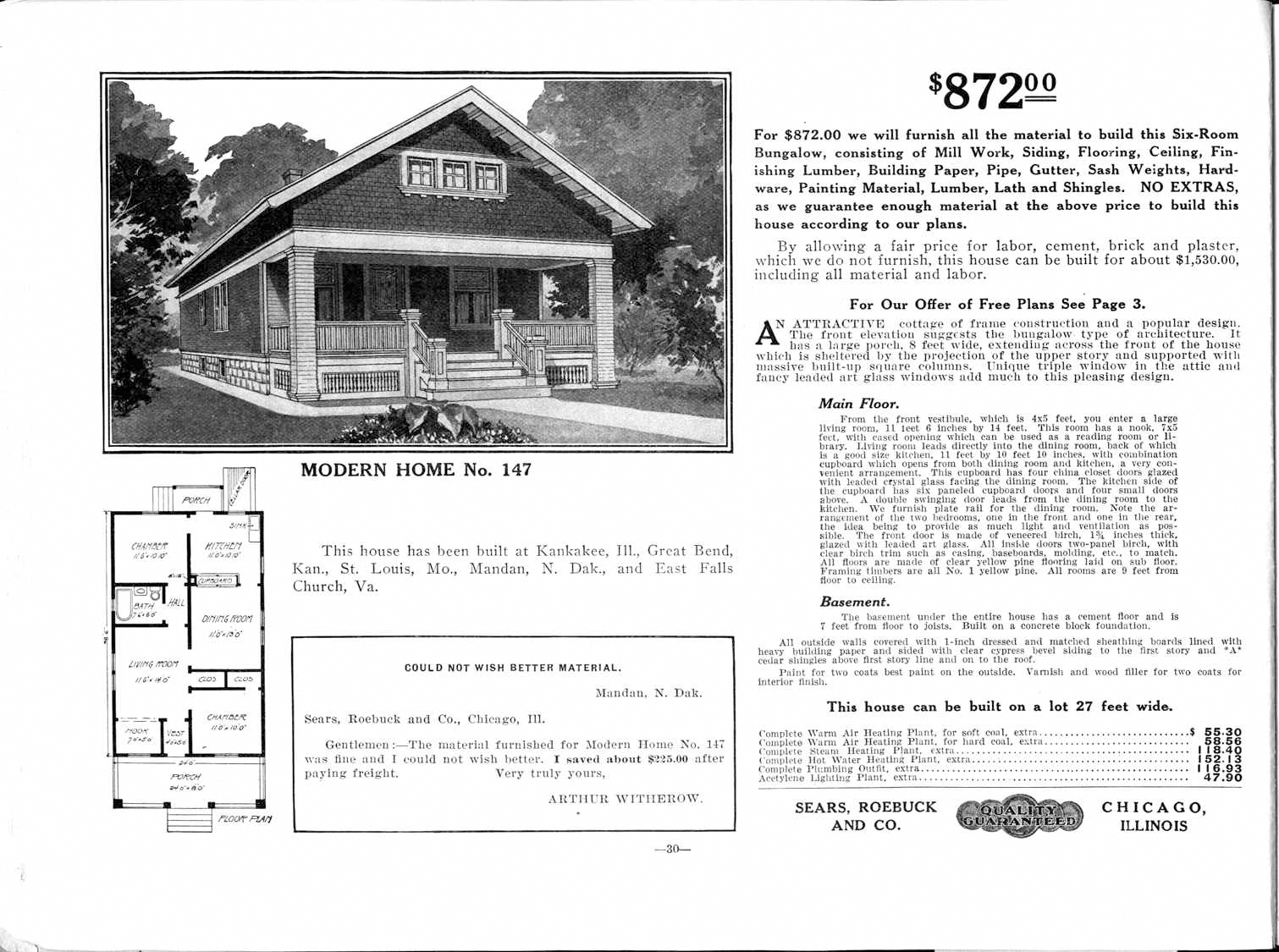 Sears Home Prices: How Much Did Catalog Houses Cost?.