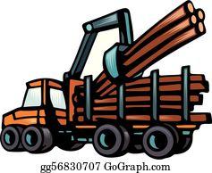 Forestry Clip Art.