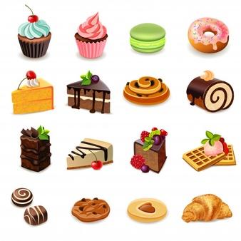 Cake Vectors, Photos and PSD files.