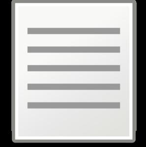 Format Justify Fill Clip Art at Clker.com.