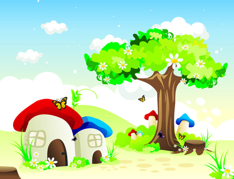 House nature clipart free vector download (12,147 Free.