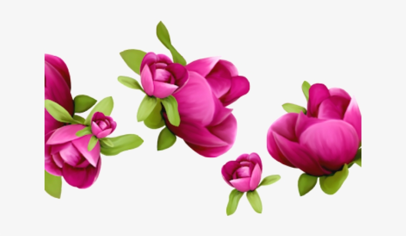 Easter Flower Clipart Png Format.
