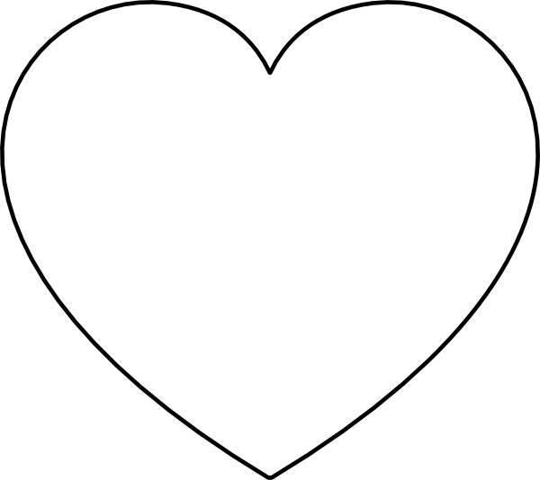 Heart clip art Free vector in Open office drawing svg ( .svg.
