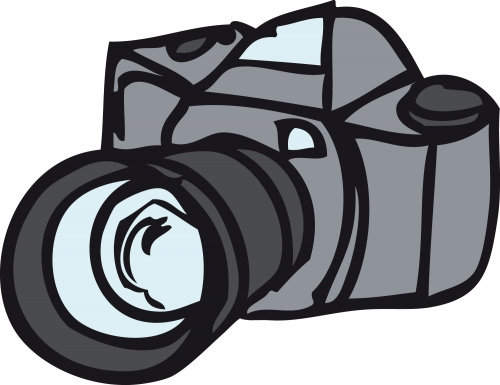 Clipart kamera 6 » Clipart Station.