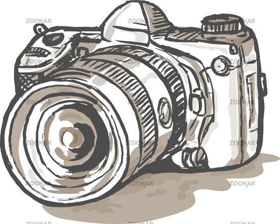 Fotokamera clipart 5 » Clipart Station.