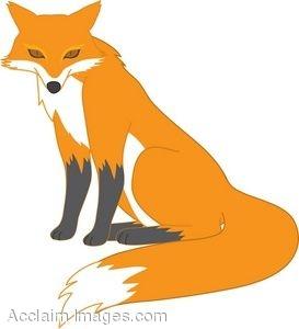 Fox Clip Art.