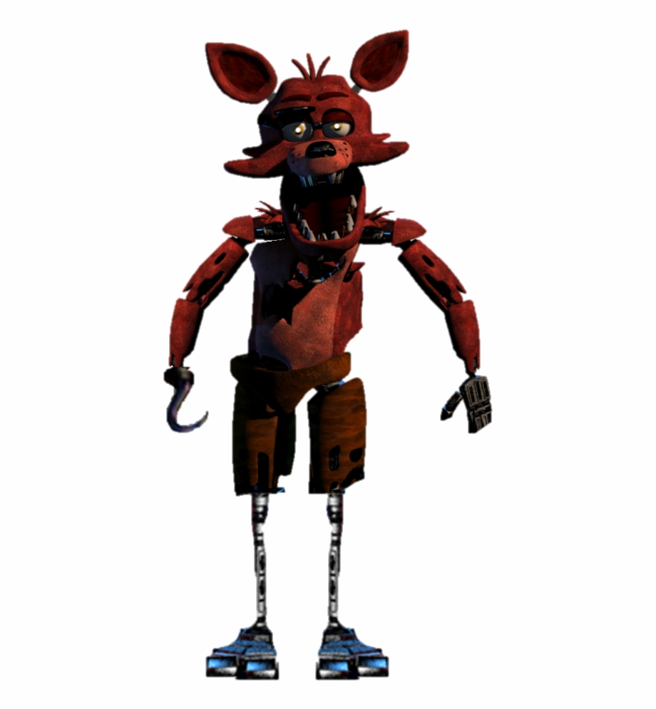 Foxy The Pirate Five Nights At Freddys.