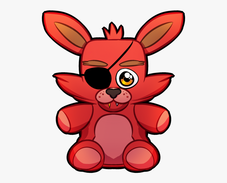 Speedpaint Drawing Fnaf Foxy.
