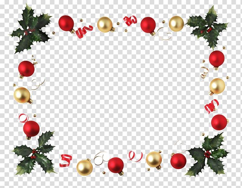 Christmas decoration frame Christmas ornament , Christmas.