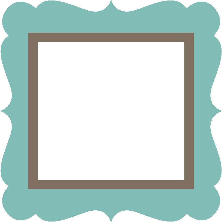 Cute Clipart Frames.