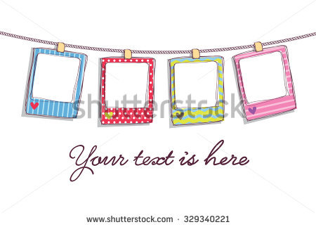 Cute Frame Stock Images, Royalty.