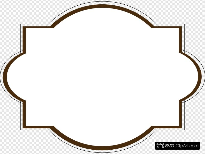 Border Frame Clip art, Icon and SVG.