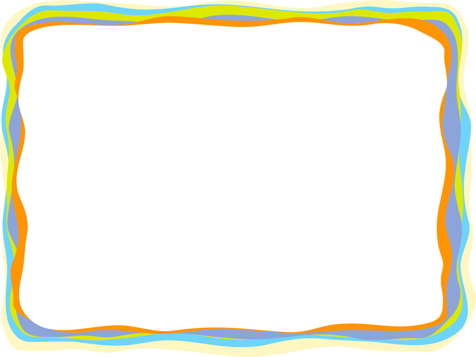Free Png Borders And Frames Clipart.