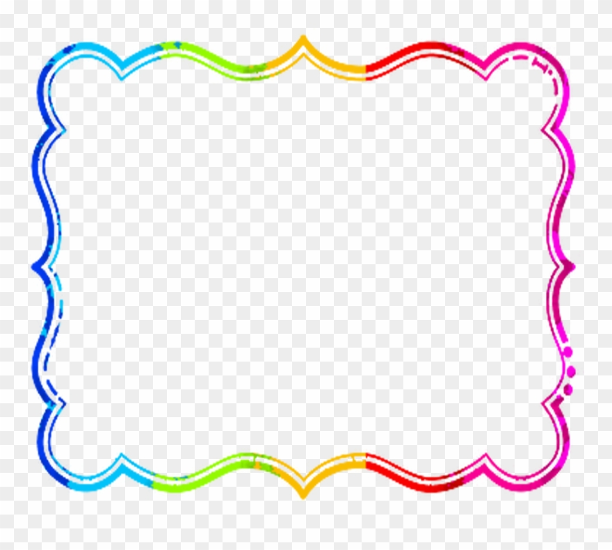 Free Cool Frames Borders Cliparts.