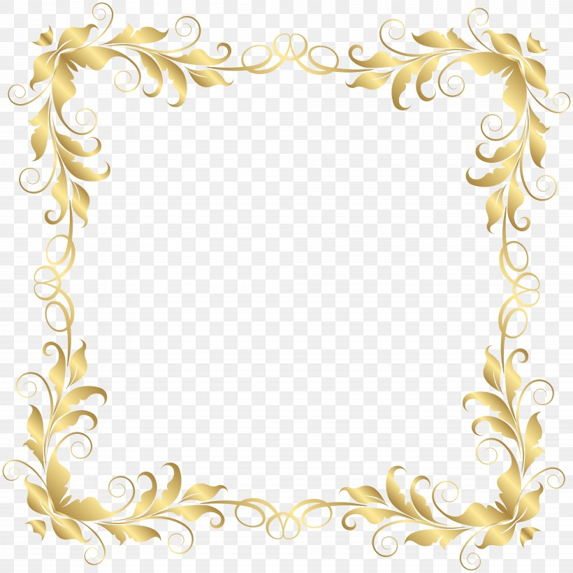 Floral Design Borders And Frames Border Flowers Clip Art.