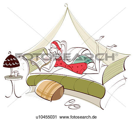Clipart Frau Im Bett 20 Free Cliparts Download Images On
