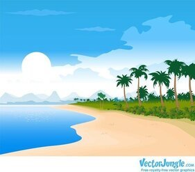 Free Beach Cliparts in AI, SVG, EPS or PSD.