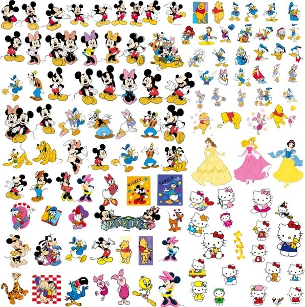 Cartoon clip art free download free vector download (210,659 Free.