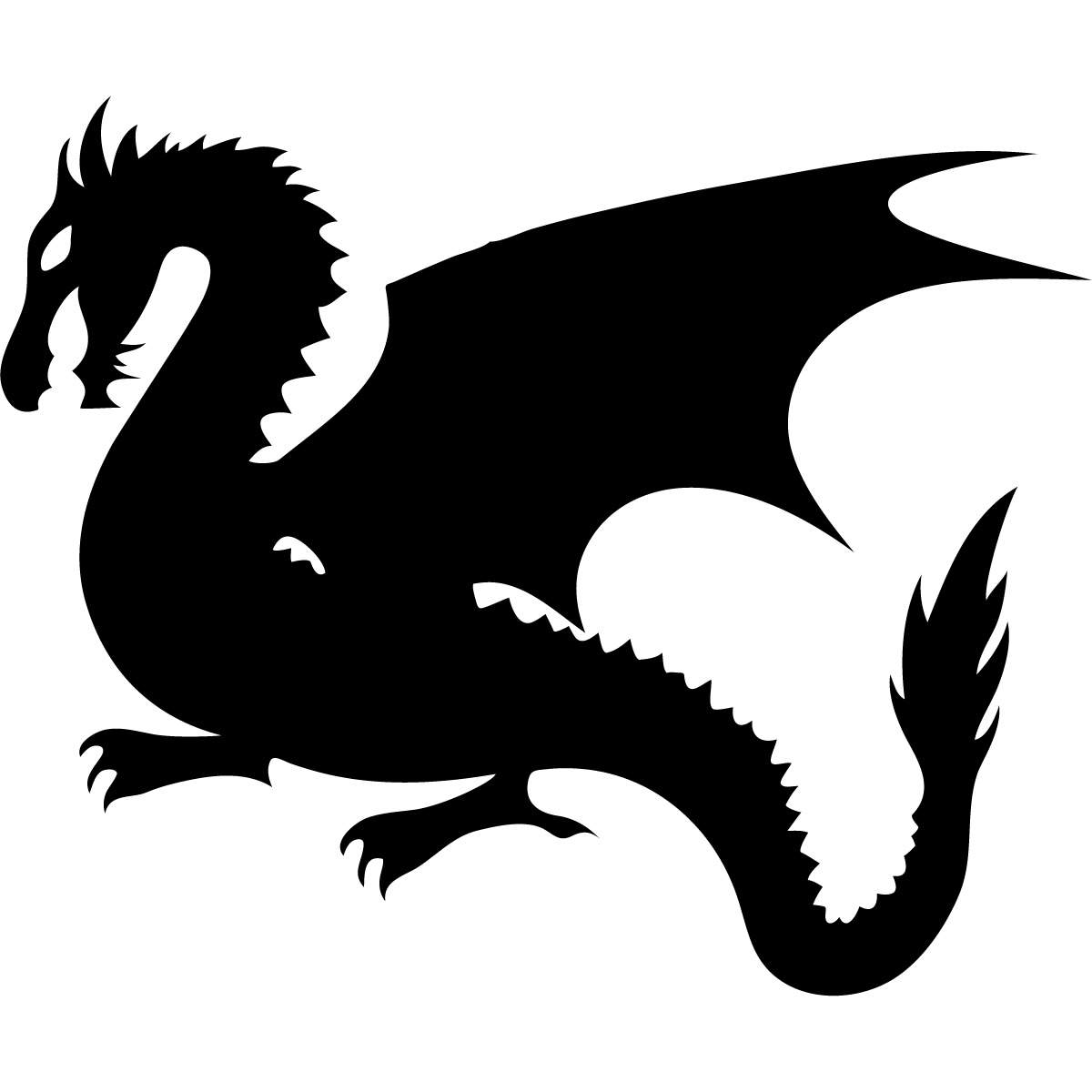 Free Dragon Cliparts, Download Free Clip Art, Free Clip Art.