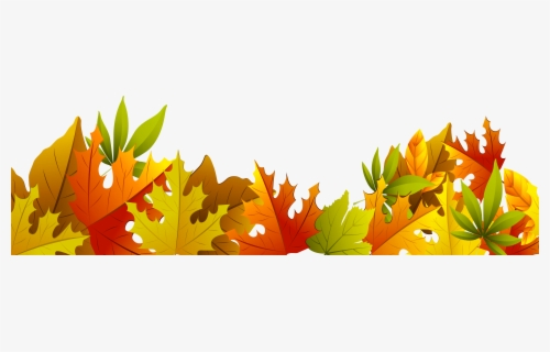 Free Fall Leaves And Pumpkin Clip Art with No Background.