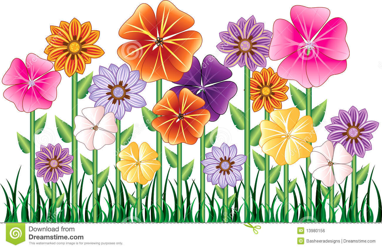 Free Flower Clipart Images.