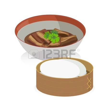 918 Pork Buns Stock Illustrations, Cliparts And Royalty Free Pork.