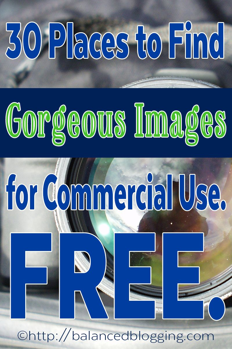 Free Images for Commercial Use.