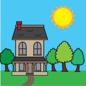 Free House Clip Art & House Clip Art Clip Art Images.