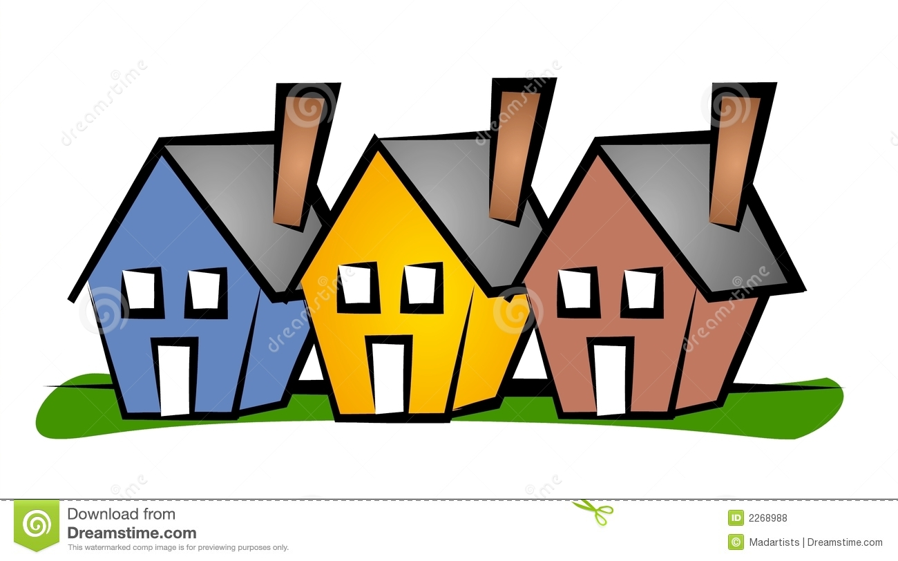 Clipart House Images.