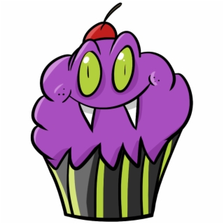 Halloween Cupcake Clipart Free Images.