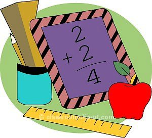 Math clipart free images 8.