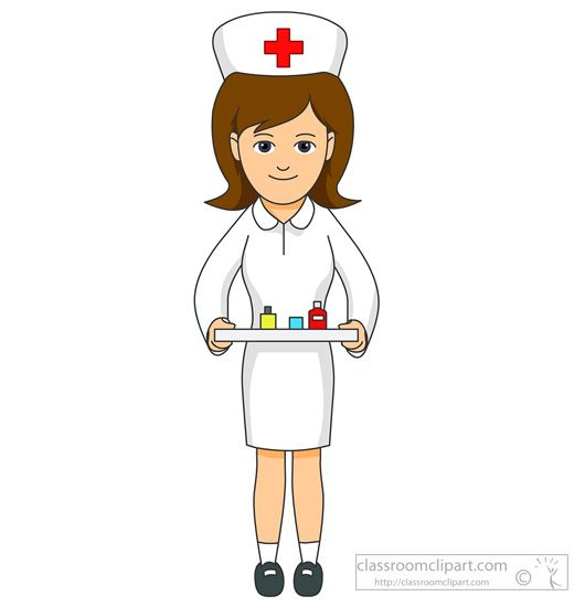 Free Nurse Clip Art Pictures.