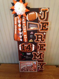 Locker decoration for basketball season for basketball buddies.