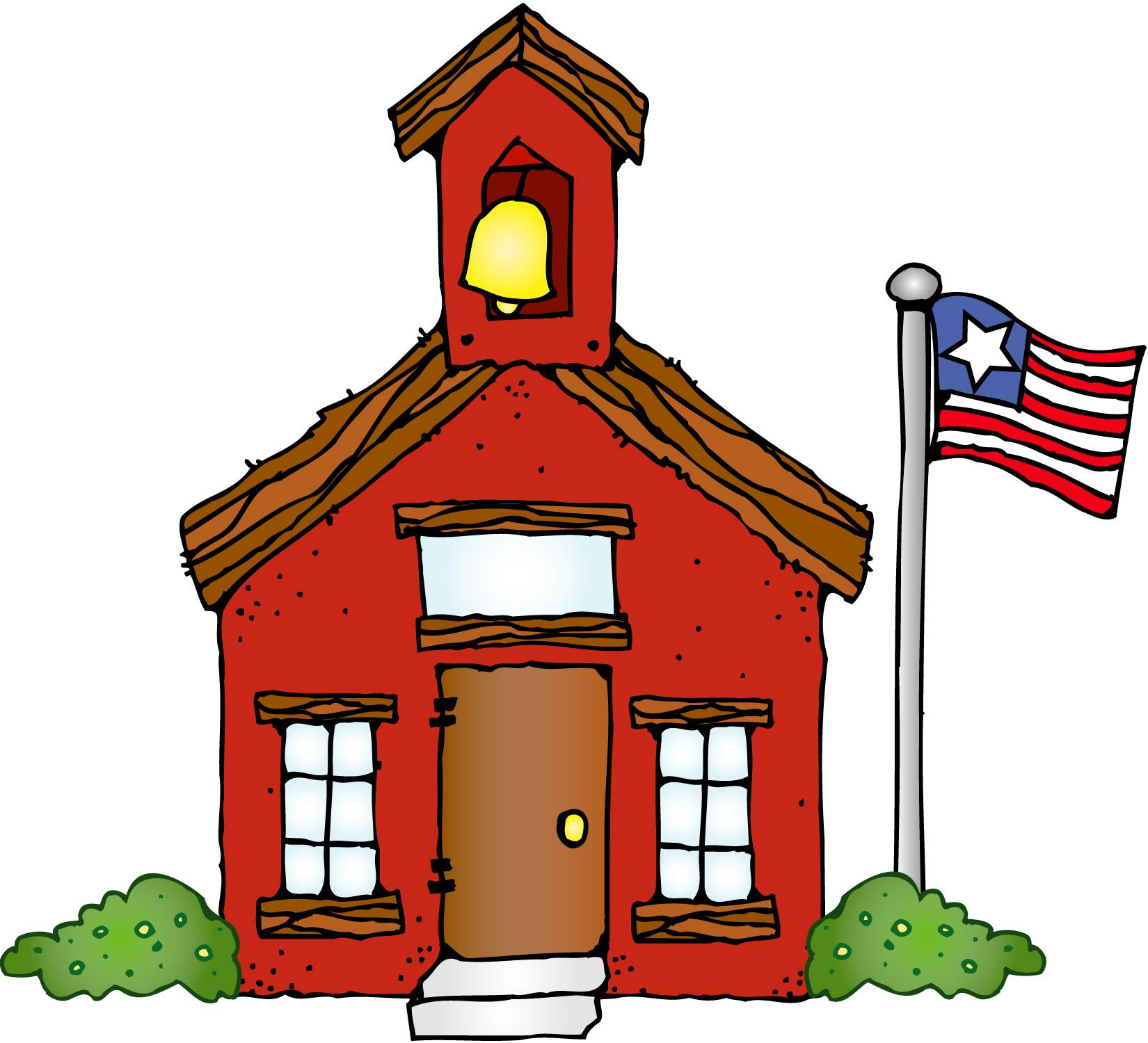 School House Clip Art Group (+), HD Clipart.