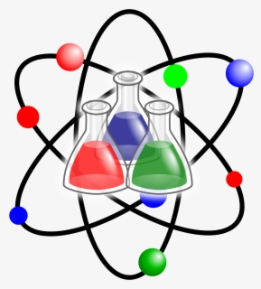 Free Science Clip Art with No Background.