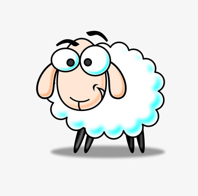 Sheep PNG, Clipart, Animal, Cartoon, Sheep, Sheep Clipart.